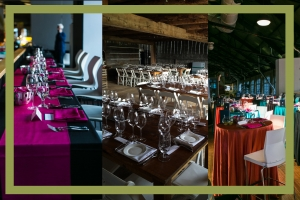 EVENT FURNITURE & LINEN