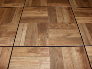 Teak Wood Dance Floor 1x1