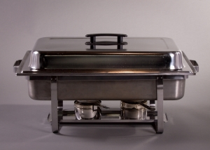 8 Quart Stainless Steel Chaffing Dish