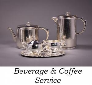 Beverage Coffee Service