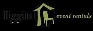 Higgins Event Rentals Logo