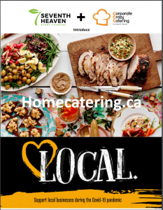 Seventh Heaven Home Catering